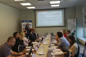 Latvian Institute of Organic Synthesis Round Table Discussion Held